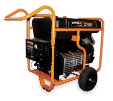 GENERAC Portable Generator 15000 Rated Watts