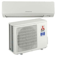 Mitsubishi P-Series Commercial PUZA24NHA4 PKAA24KA4 Heat Pump Air Conditioner SEER 17