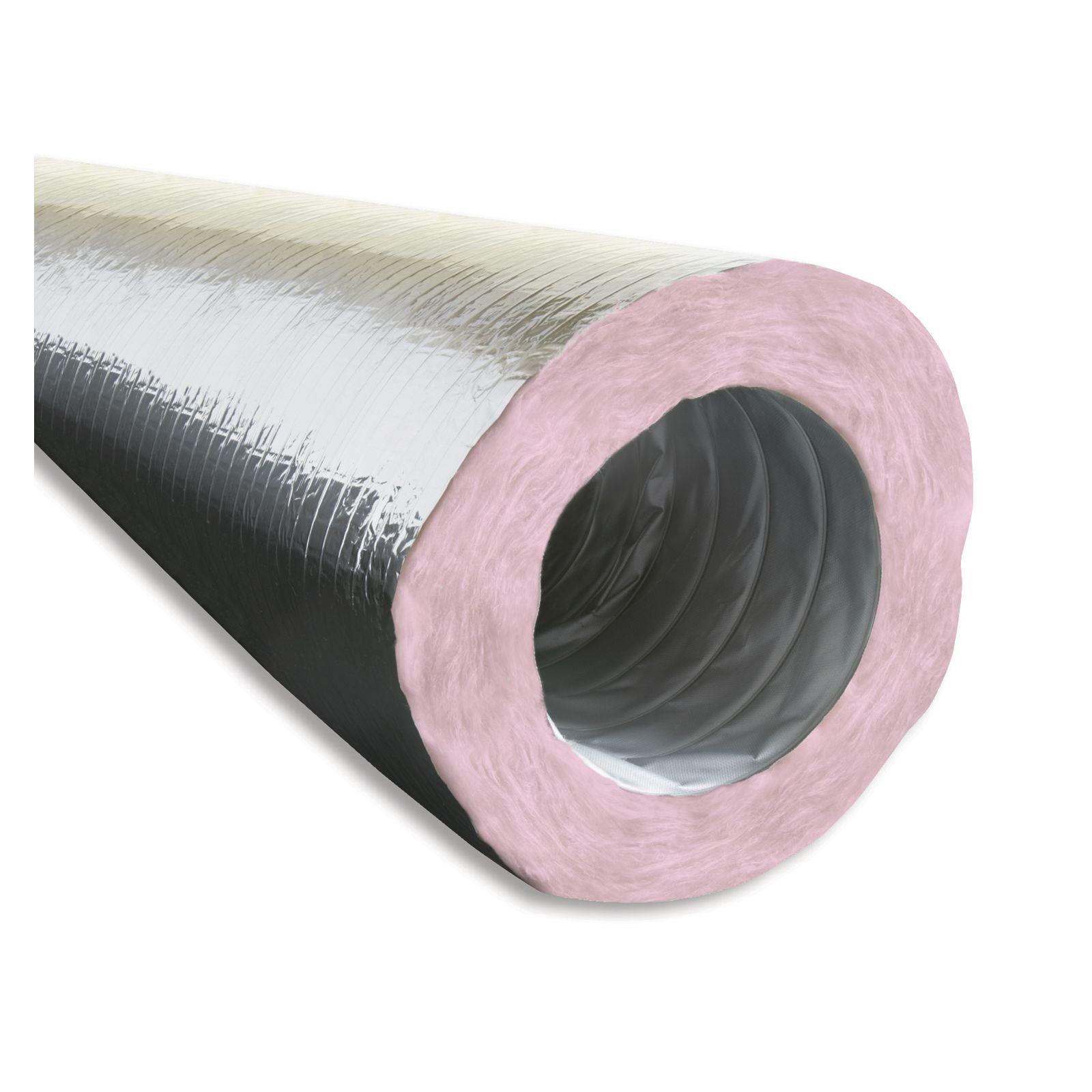 "Thermaflex 051912000003 - M-KC EverClean Premium Flexible Duct R8 12"" X 25'"