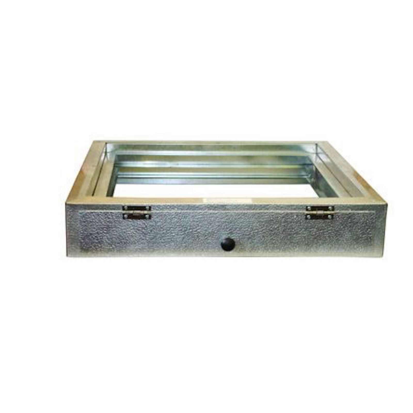 "The Metal Shop 433-257 - 2"" Filter Housing, 26 1/2"" X 22"" For Filter 24"" X 20"""