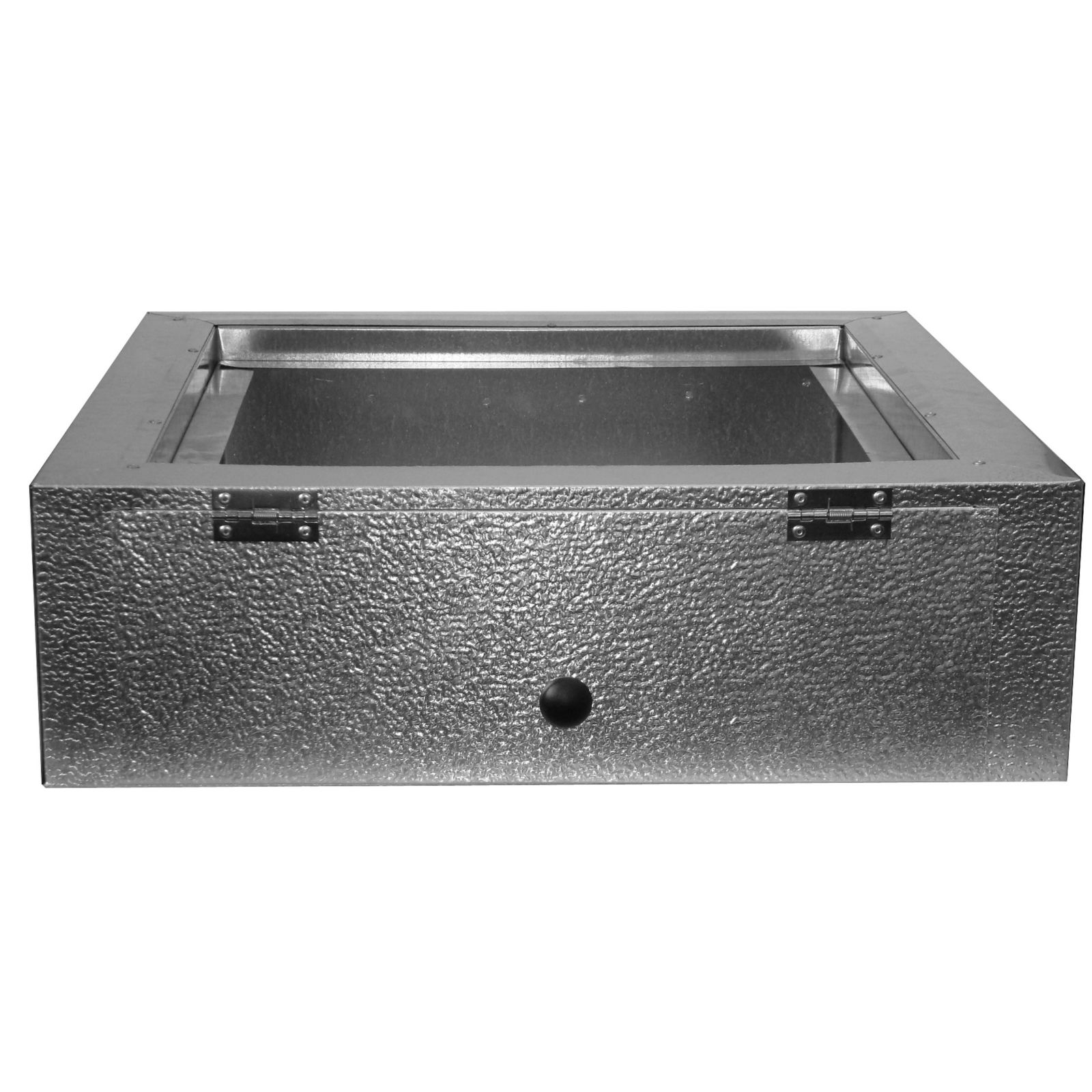 "The Metal Shop 433-506 - 5"" Filter Housing 21.5"" X 22"" For 20"" X 20"" Filter"