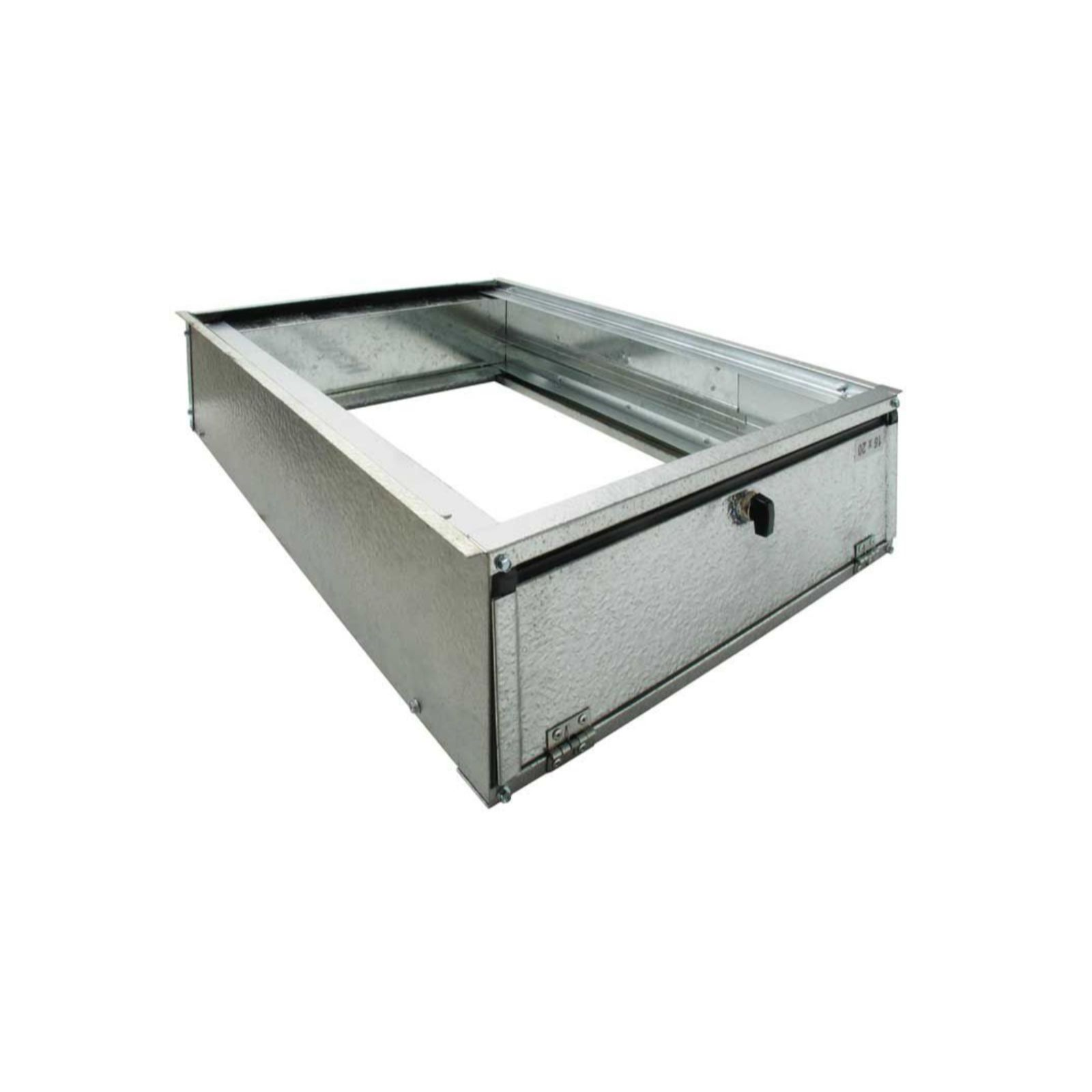 McDaniel 54-1620-E6 - Filter Base - Electric Upflow 6 in.