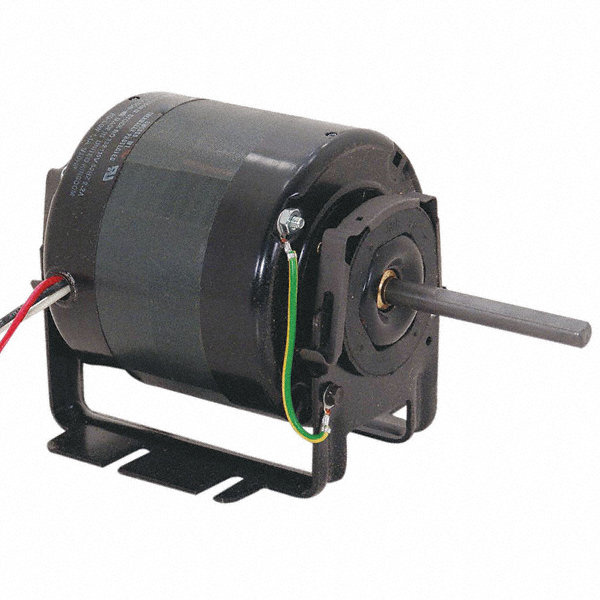 CENTURY 1/20 to CENTURY 1/30 HP Direct Drive Motor, Shaded Pole, 1000 Nameplate RPM, 115 VoltageFrame 4.3
