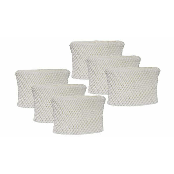 6 Honeywell HC-888 and Duracraft D88 Humidifier Filters - air filter