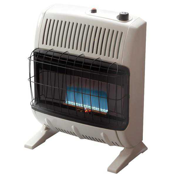 HeatStar HETF156030 Vent-Free Blue Flame Gas Heater
