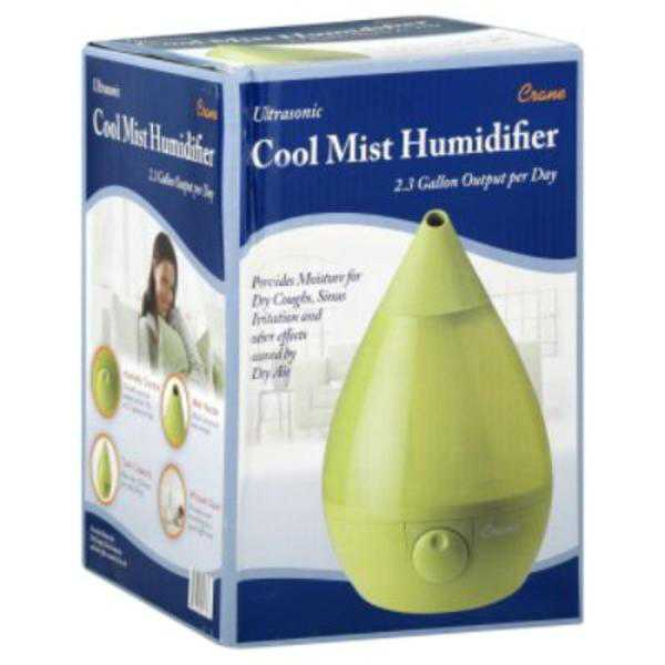Crane EE-5301G Ultrasonic Cool Mist Humidifier