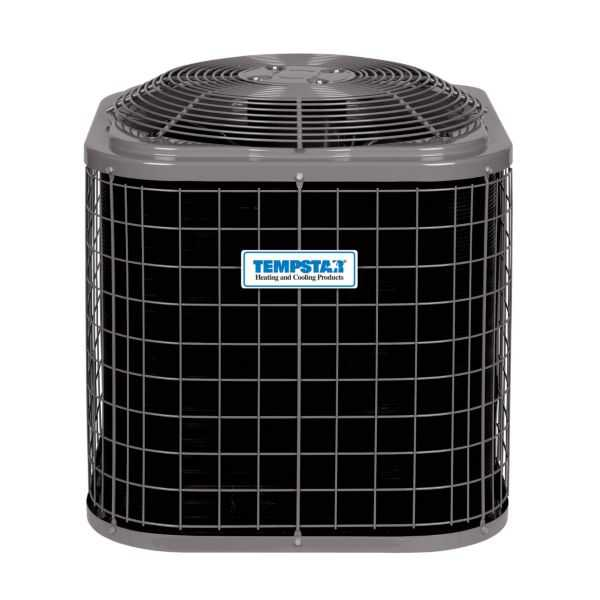 Tempstar NXA648GKA - 4 Ton, 16 SEER, R410A, Air Conditioner, Coil Guard Grille, 208/230-1-60