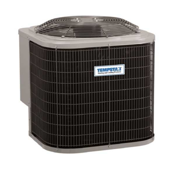 Tempstar N4H448GKG - Performance Series 4 Ton, 14 SEER, R410a Heat Pump, With Coil Guard Grille, 208/230-1-60
