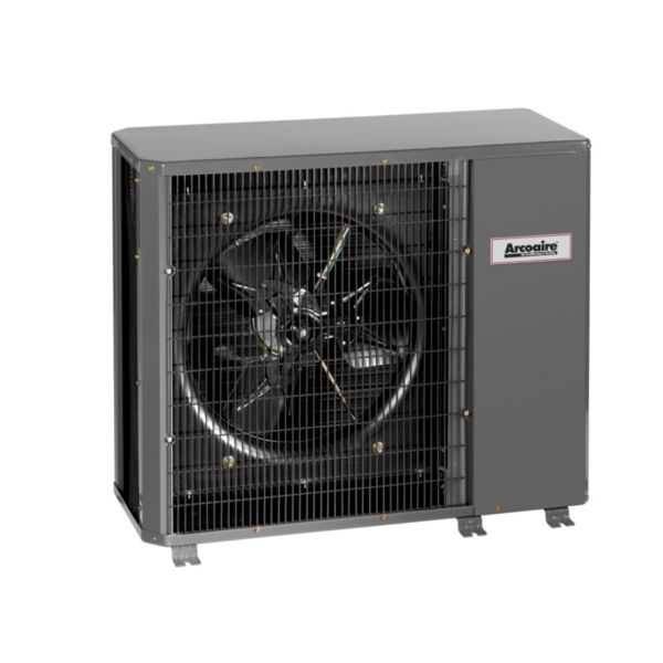 Arcoaire - HC4H318AKA - 1-1/2 Ton 13-14.5 SEER Ducted Horizontal Heat Pump Condenser R410A