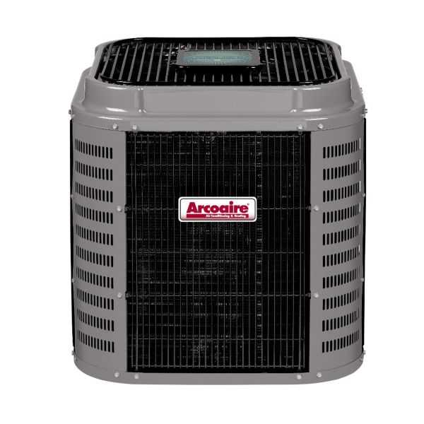 Arcoaire - HSH518GKA - 1-1/2 Ton 15 SEER Single Stage Heat Pump Condenser