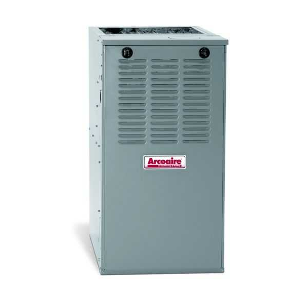 Arcoaire - N8MSL1352116A - 80% Single Stage Heating Gas Furnace