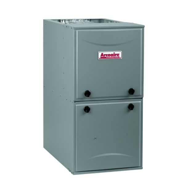 Arcoaire - F9MXE0401712A - Up To 96% AFUE, Single Stage, ECM Gas Furnace
