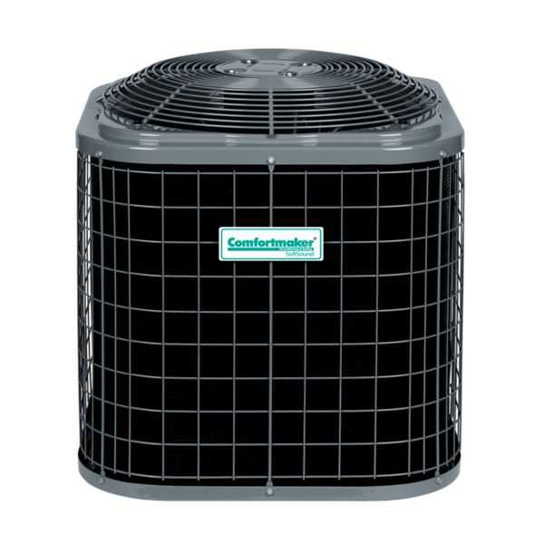 Comfortmaker NXA436GKC - Performance Series 3 Ton, 14 SEER, R410a Air Conditioner With Coil Guard Grille, 208/230-1-60