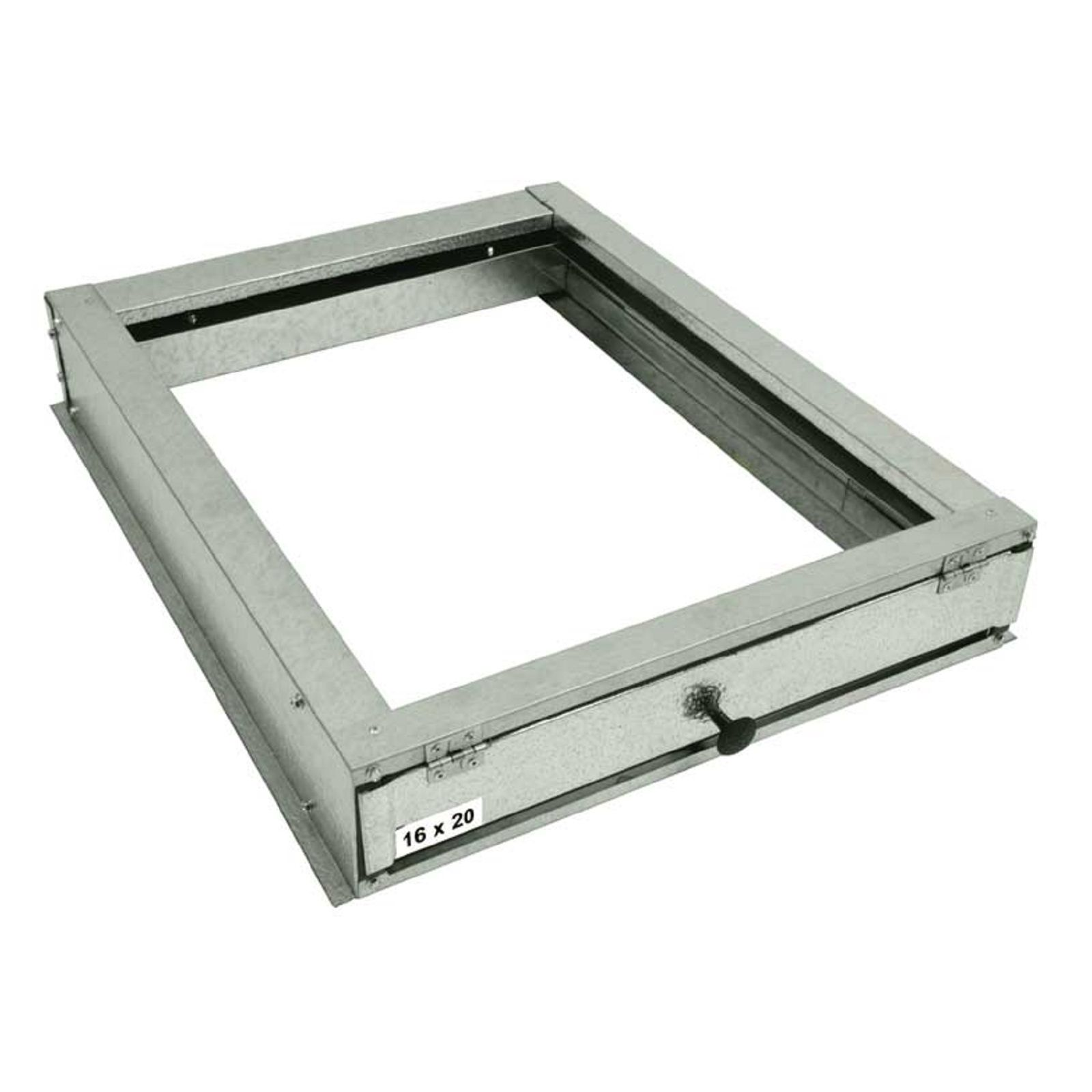 "McDaniel ACE1620-3 - Accommodator/Filter Housing for Electric Furnaces, 16"" X 20"" X 1"" Or 2"" Filter"