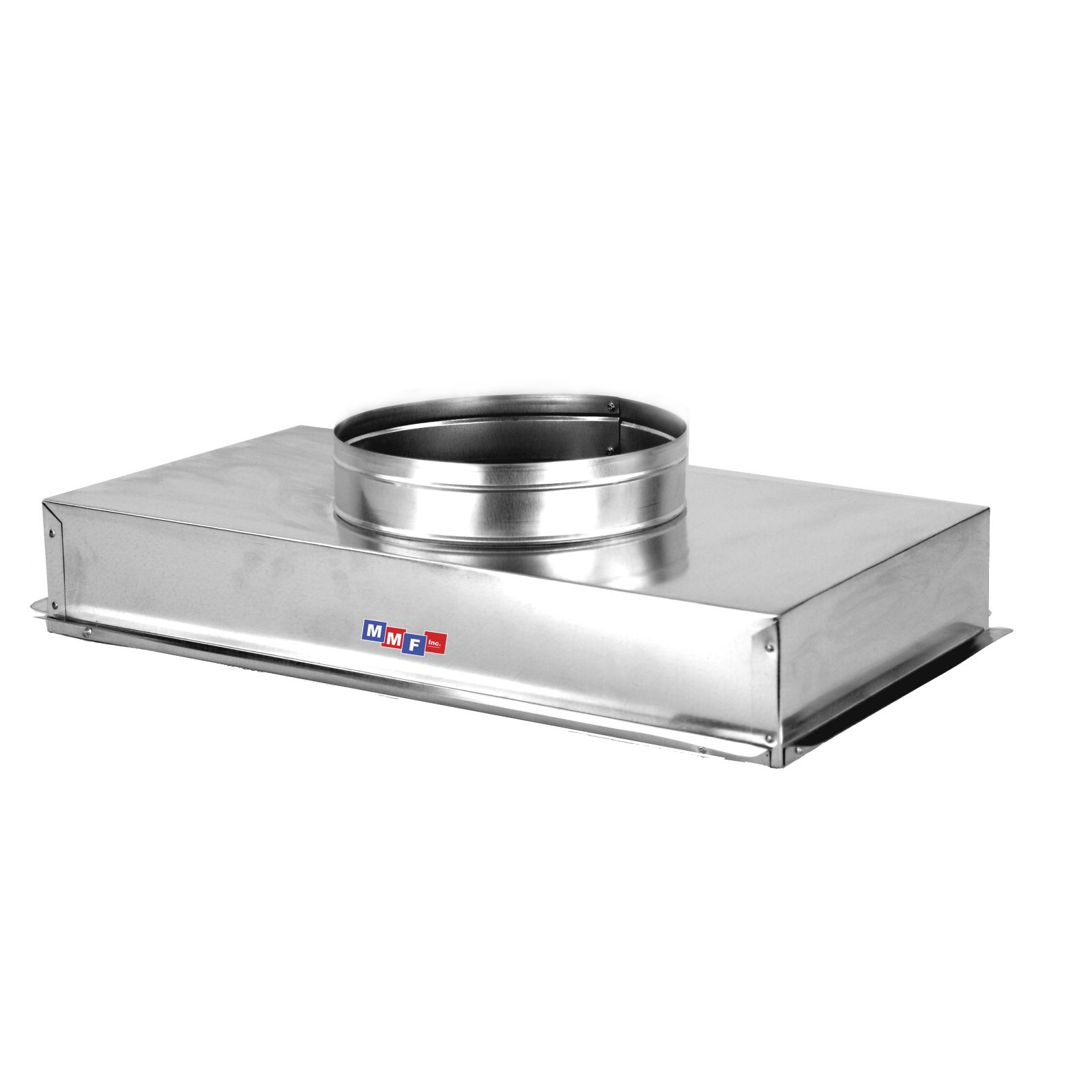 "Modular Metal ACRI2014HS - Return Air Can - 26 Ga - Seal All Seams 20 1/4"" X 14 1/4"" Uninsulated - 6"" High"