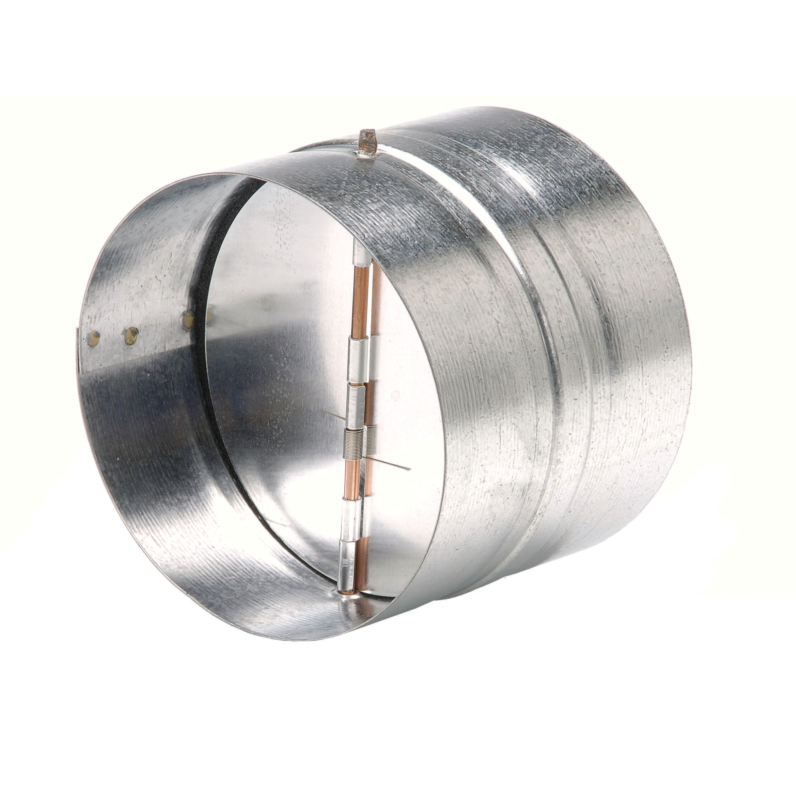 "Soler Palau CAR100 - Steel Backdraft Damper, 4""/100MM"