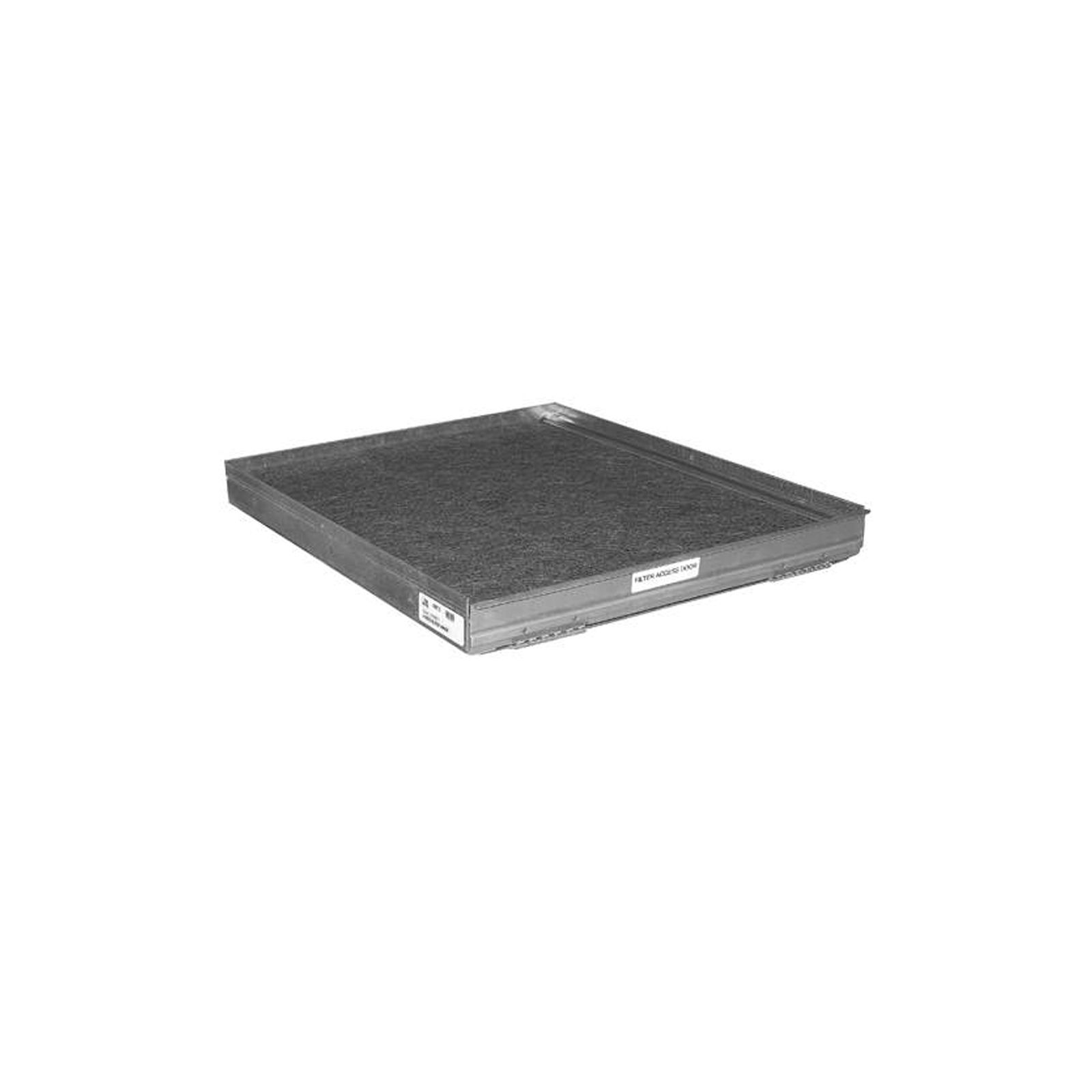 "Miami Tech FFRD24RU -  RU - Fixed Filter Rack With Door For Rheem/Ruud, 24-7/8"" X 2"" X 21-1/2"""