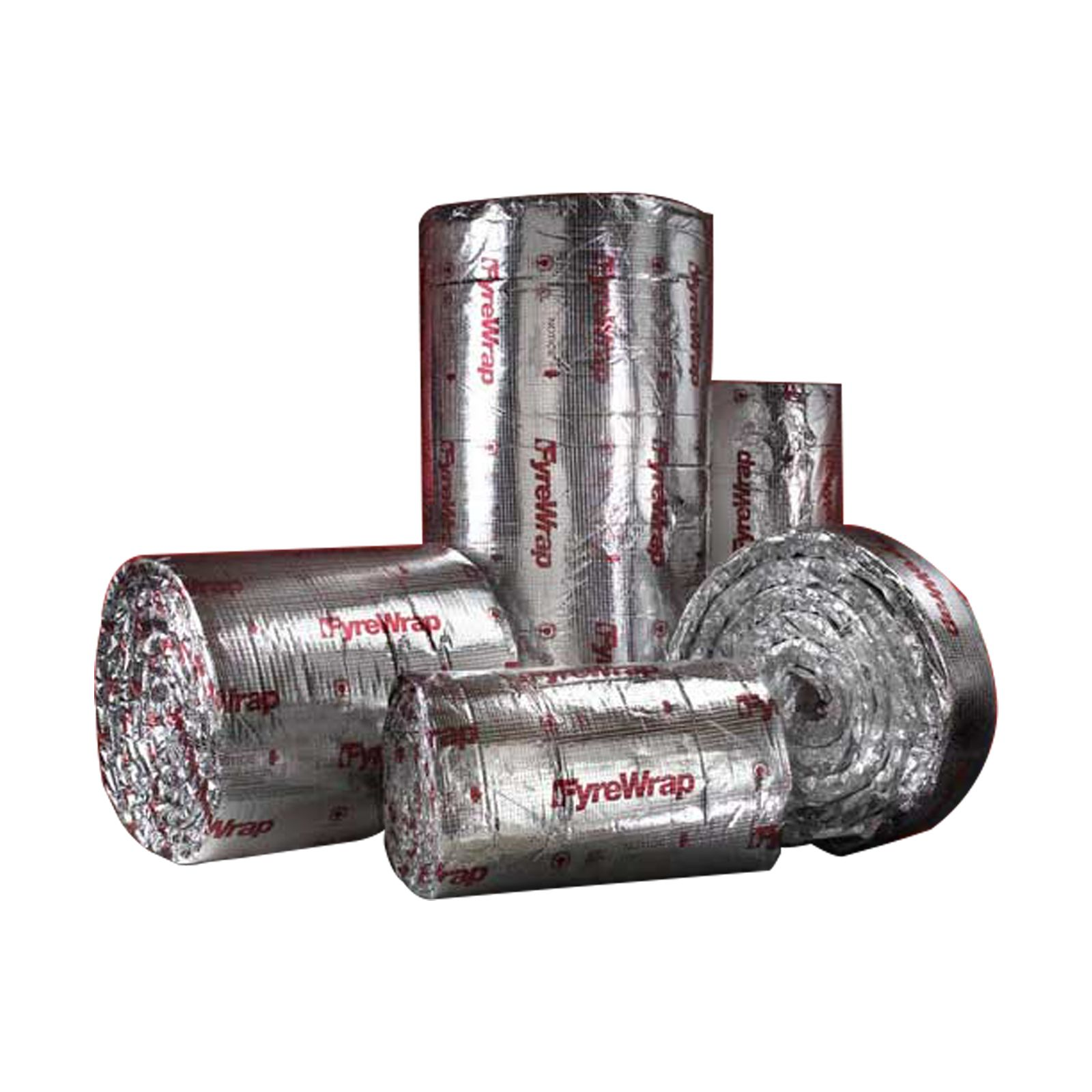 "Unifrax FW11224EZ -  Fyrewrap, 1-1/2"" X 24"" X 25' Grease Duct Wrap"