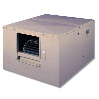 5000 CFM 240-Volt 2-Speed Side-Draft Wall/Roof 12 in. Media Evaporative Cooler for 1650 sq. ft. (with Motor)