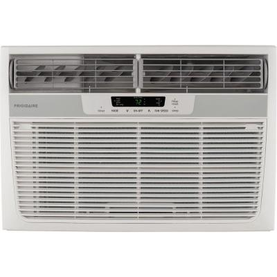 8,000 BTU 115-Volt Compact Slide-Out Chassis Air Conditioner/Heat Pump with Remote Control