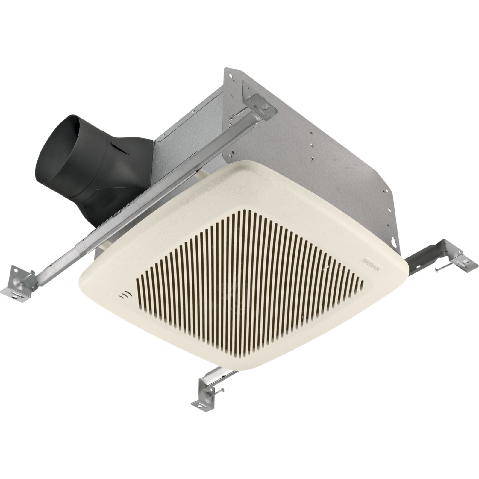 Broan QTRE100S - 100 CFM, 1.5 Sones, Humidity Sensing Fan, Energy Star Qualified