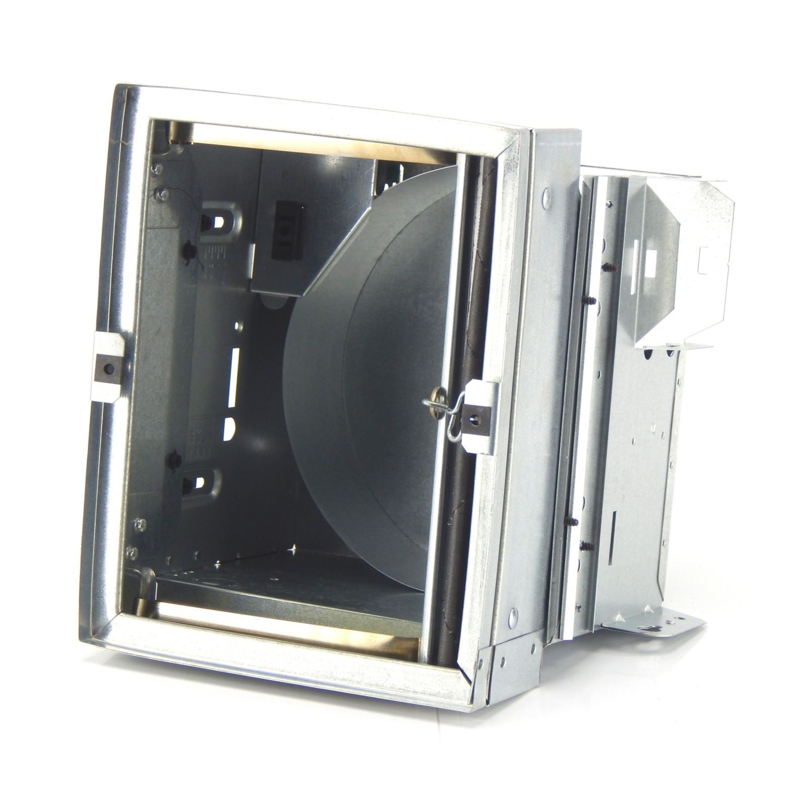 Broan RDH - Housing With Radiation Damper Attached To Be Used With Models 110RDF, 80RDF, HD80RDF And HD50RDF